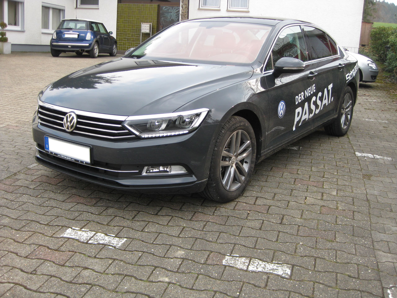 vw passat 2015 b8 autotest fahrbericht testbericht. Black Bedroom Furniture Sets. Home Design Ideas