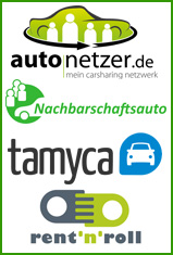 Private Carsharing Dienste